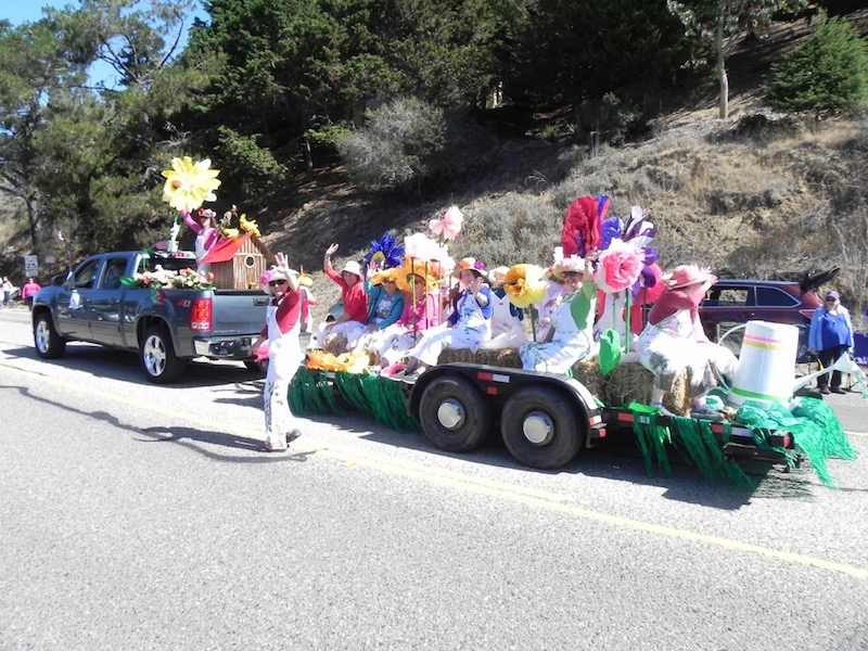 "The Cambria Garden Club ""floats"" by becoming the 2015 Pinederado Sweepstakes winner."